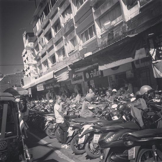 Big Market Streetphotography