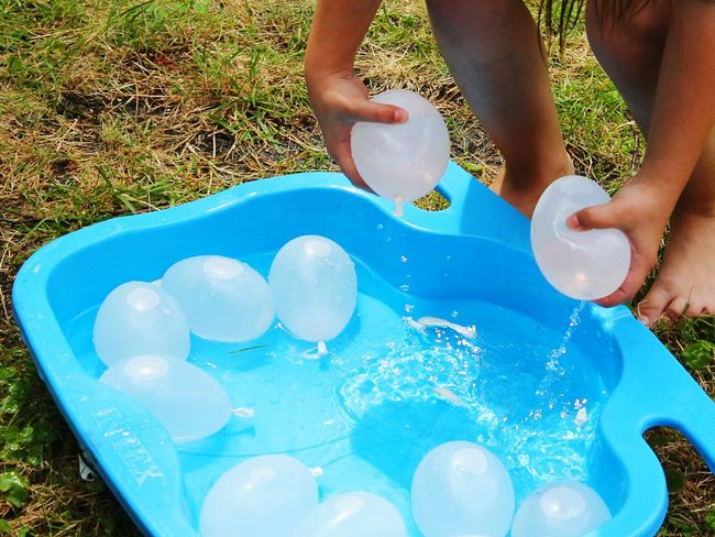 Waterballoon Water Balloon Fight Summer Fun Kids Activities Waterballoons Waterballoon Fight Playful Childhood Bunch Of Balloons Water Ballons Waterballons Water Battle Waterbaloonfight Playing Outside Having Fun Having A Good Time Two Is Better Than One Funtimes