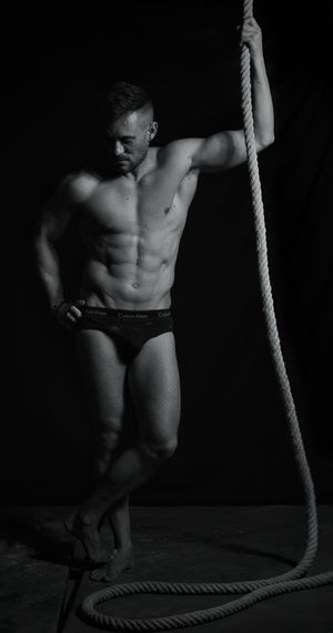 One Person Muscular Build Only Men Adults Only Athlete Blackandwhite Blackandwhite Photography Black & White Underwear Model underwear Underwear Only Men One Person Indoors One Man Only Adult Nudeblackandwhite Nudeartistic Nudeartphotography