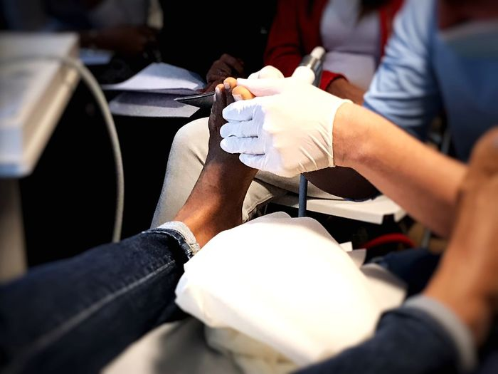 Pedicures  Podiatrist Podiatry Human Body Part Human Hand Healthcare And Medicine Hand Adult People Real People Beauty First Eyeem Photo