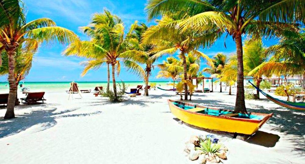 .. E tu come te lo immagini il paradiso..? Yucatán, Mexico_maravilloso Holbox Island