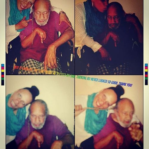To my daddy...happy 80th Bday. SagittariusFOEBLIFE ! THANK YOU JESUS, if it wasn't for you and my dad I wouldn't have been.