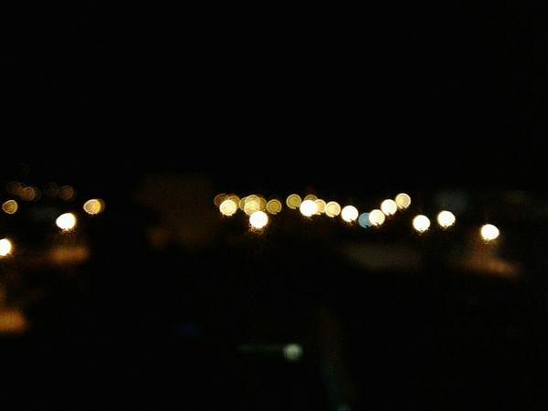 City Lights Desfocus Taking Photos Mypointofview