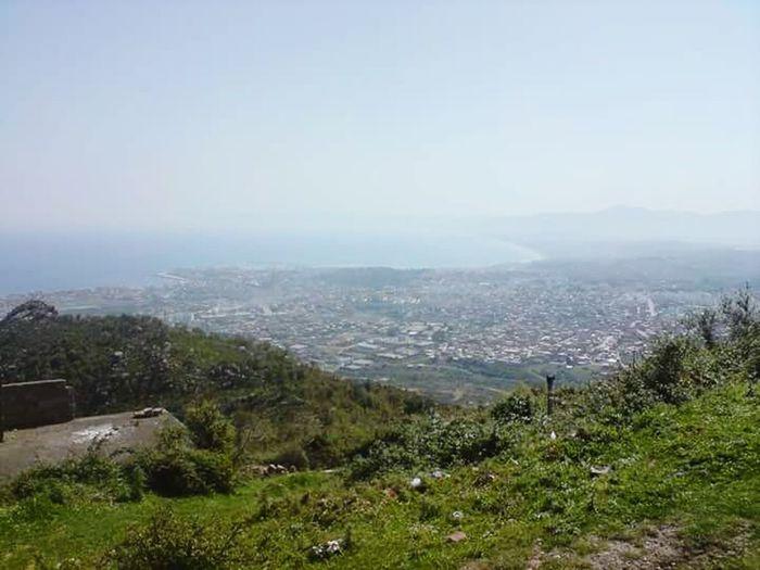 Sommet Ville Paysage Ciel Nature Algérie