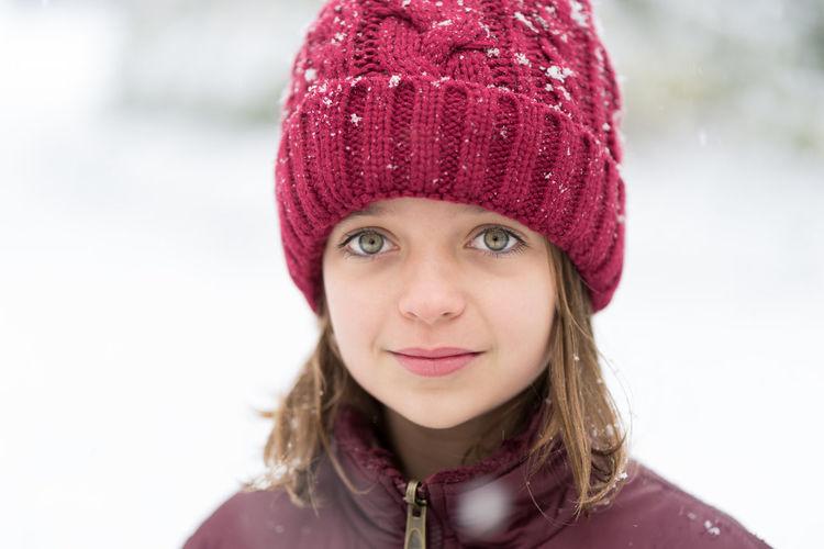 Hat Portrait