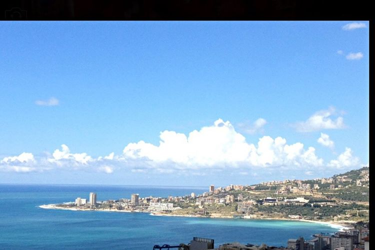 Sky Clearing Up After The Rain From My Balcony Sky And Clouds Sea Sky Clouds East Mediterranean Mediterranean  Lebanon