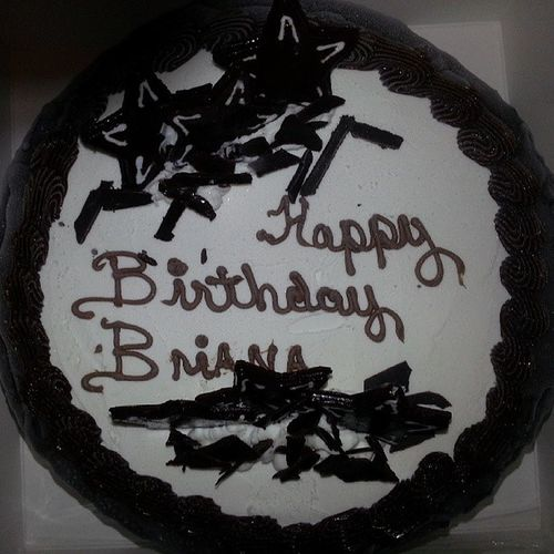 Superlate Icecreamcake  Birthday 17 LastFridayNight SoGood