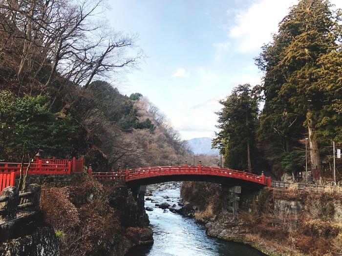 Shinkyo Bridge,