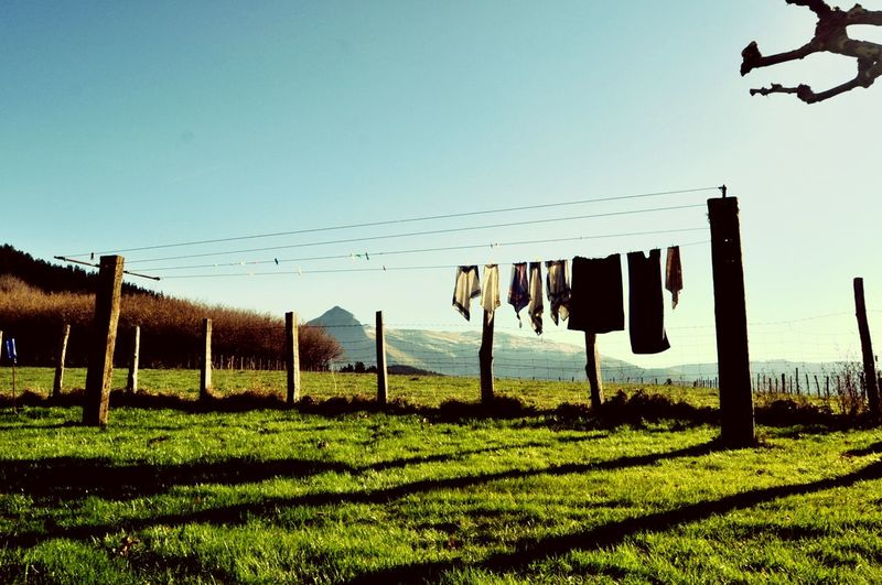 Capture The Moment Mountains Mountain View Hanged Clothes Laundryday Laundry Doing Laundry Sun Nature