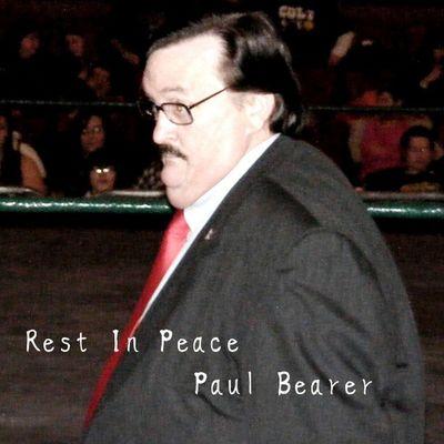 RIP Paul Bearer Rip Wwe Legend Halloffame instagram instamarinda paulbearer raw smackdown samarinda