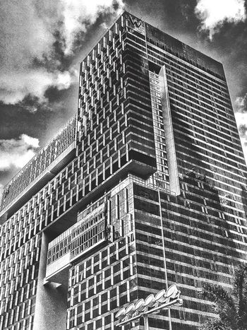 EyeEm Best Shots - Black + White Black & White Black&white Black And White Building Built Structure Structure Structures Hotel Cityscape