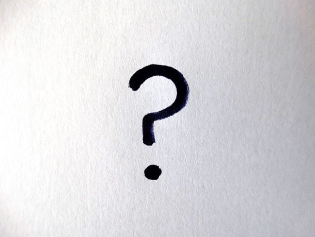 Question mark on paper. No People Indoors  Close-up Day Question Questions Question Mark Symbol Aşk Quiz Questioning Paper Write Handwriting  Ink Blackandwhite Black Ink Words Symbols Answer
