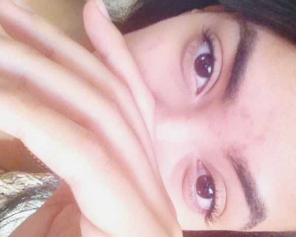 Eyes Brown Eyes Nomakeup Morningeyes Followme