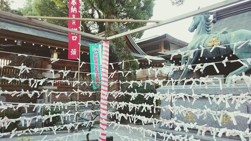 櫛田神社 Fukuoka City  ふくおか神社仏閣 Nekomichi Go For