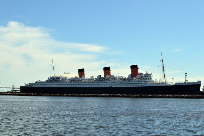 Long beach california born and raised Queen Mary Ocean Ships Life Is A Beach