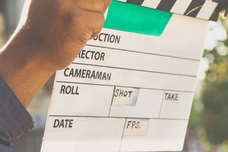 behind the scene, Film Slate on set Advertising Behind The Scene Behind The Scenes Shot Film Equipment Filming MOVIE Broadcasting Clapper Board Film Industry Film Slate Filming Location Filmslate Movie Clapper Board Studio Photography Studio Shot Tool
