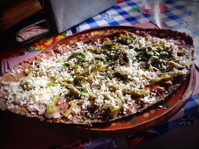 Tlayuda Oaxaca Mexicanfood simple mente deliciosa 😍