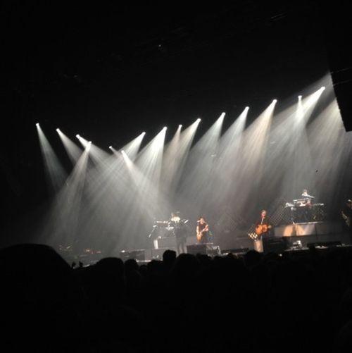 Onerepublic Concert Amazing Concert Onerepublic Enjoying Life