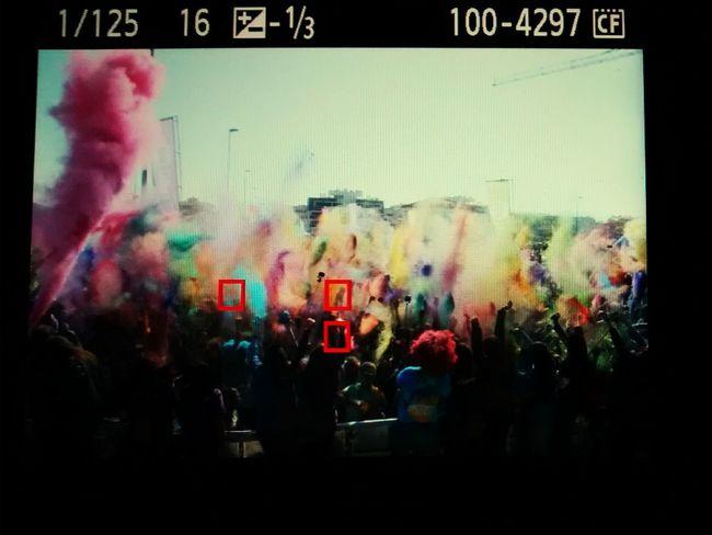 Murcia Holirun Carrera Colores Fiesta