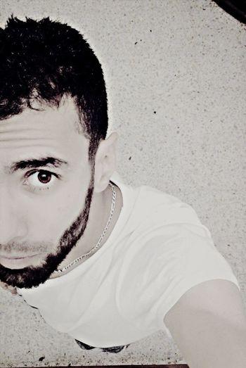 Taking Photos Self Portrait Beard Portrait
