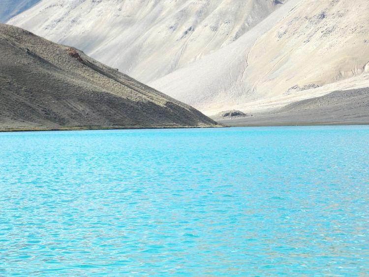 Blue Wave Chandratal Lake Nofilternoedit Nexus6pphotography Traveldiaries Simply Beautiful