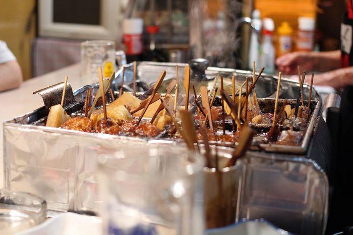 Food Close-up Ready-to-eat 사진 Photo Trip 여행 오뎅 아오바오뎅가이 시즈오카 오뎅 시즈오카 おでん 어묵 Fish Cake 음식 명물 Specialty Shizuoka, Japan