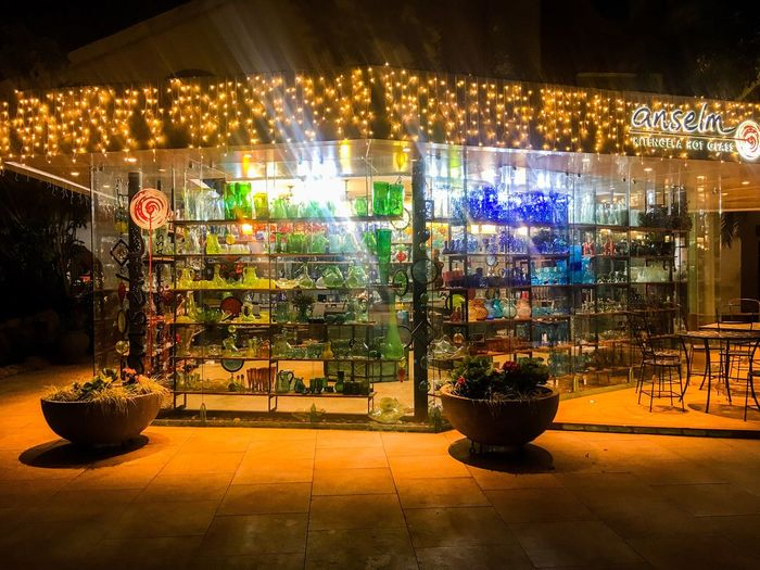 Night Illuminated Decoration Lighting Equipment Christmas Lights Architecture Built Structure Multi Colored Glowing Celebration No People Building Exterior Outdoors Christmas Decoration City Holiday Plant Event Christmas Nature Capture Tomorrow