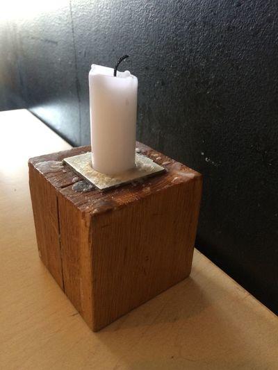 Restaurant Candle