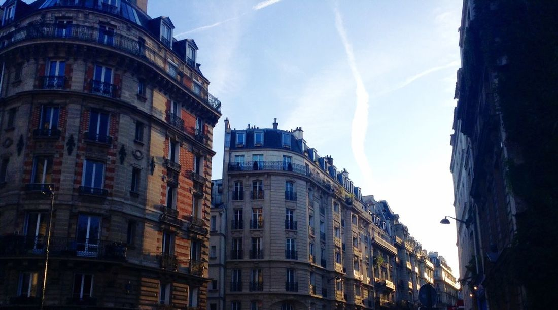 Streetphotography Beautiful Day Sky Collection Paris ❤