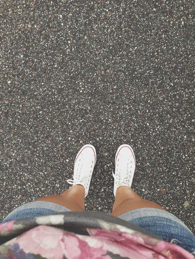 >_> Taking Photos That's Me Hello World Converse