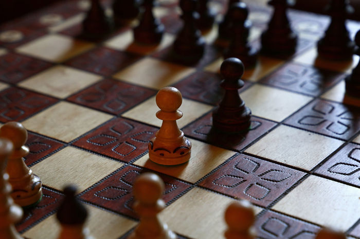 Chess board, game, close up Board Game Brain Chess Chess Board Chess Piece Close Up Close-up Game Indoors  Intellectual Intelligence King - Chess Piece Knight - Chess Piece Leisure Games No People Pawn - Chess Piece Queen - Chess Piece Smart Strategic Strategy Strategy Game Tactical Tactics Wood - Material Wooden