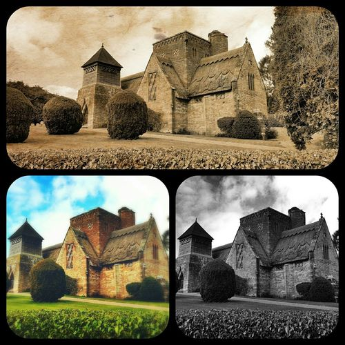 Brockhampton Church Walking Around Escaping Old Church Architecture Historical Country Life
