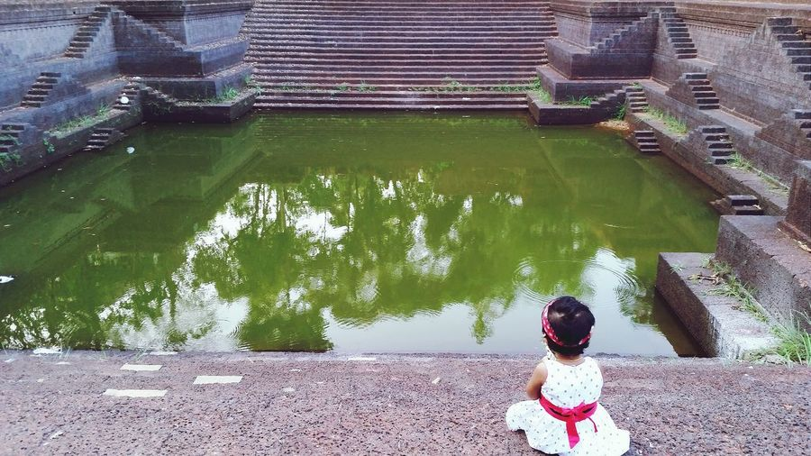 Reminiscence Temple Pond Little Girl Sitting By A Pond architecture Amazing Architecture Women Who Inspire You The Portraitist - 2016 EyeEm Awards The Great Outdoors With Adobe The Great Outdoors - 2016 EyeEm Awards Been There. Done That. Lost In The Landscape An Eye For Travel Inner Power