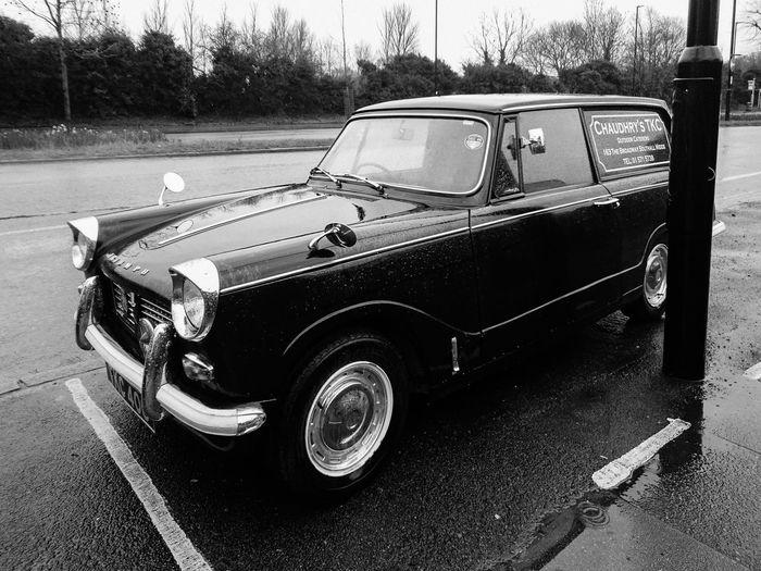 Triumph Car Vintage Cars Triumph Black&white Blackandwhite