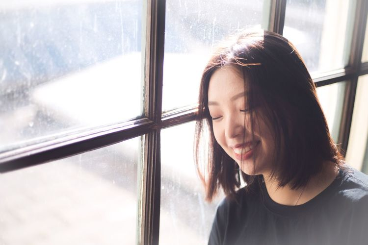 Portrait Girl Light First Eyeem Photo