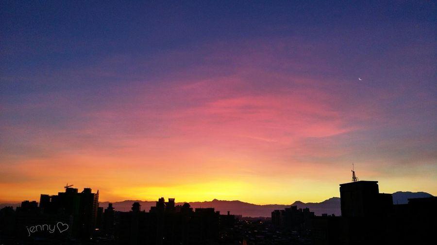 05 : 05 霞光漫天的晨彩