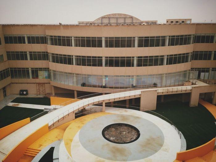 Rainy Day University At The Roof