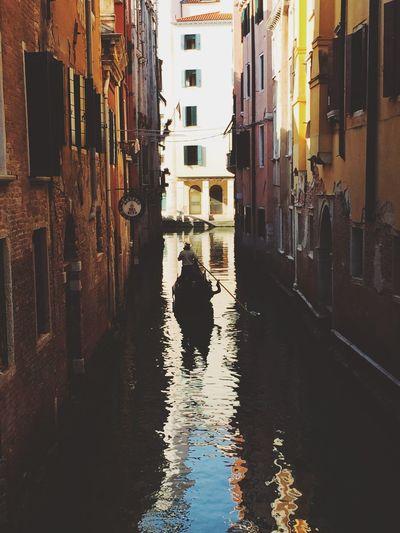 A Gondola in a