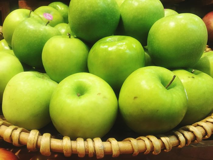 Food And Drink Food Freshness Healthy Eating Fruit Green Color Wellbeing