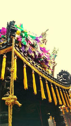 Temple Taking Photos Traveling Parade Asian Culture Enjoying Life