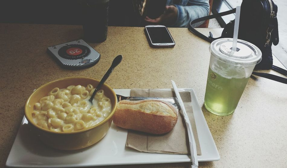 Panera Bread  Yum In My Mouf Mac & Cheese