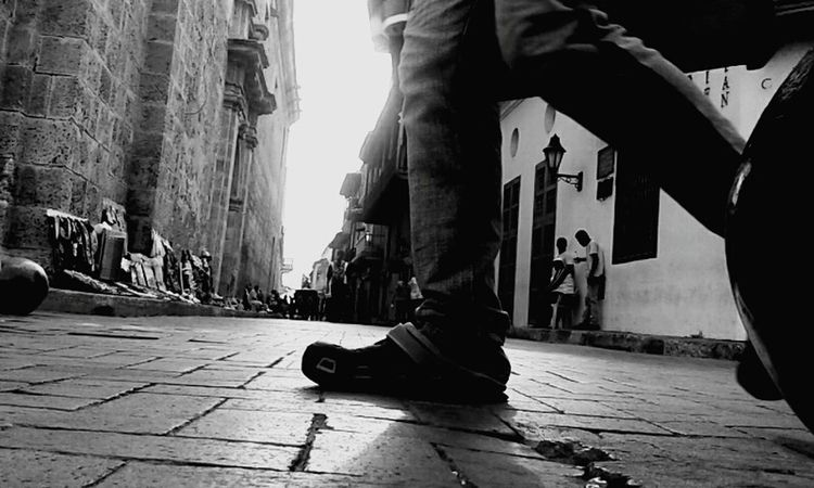 RePicture Travel Just Around The Corner People Photography Streetphotography From My Point Of View Black And White