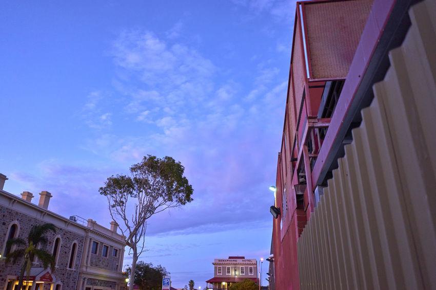 Adelaide, South Australia Semaphore. Semaphore