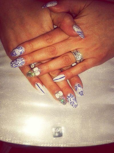 Nailart  Nails <3 Ongles Nail Art