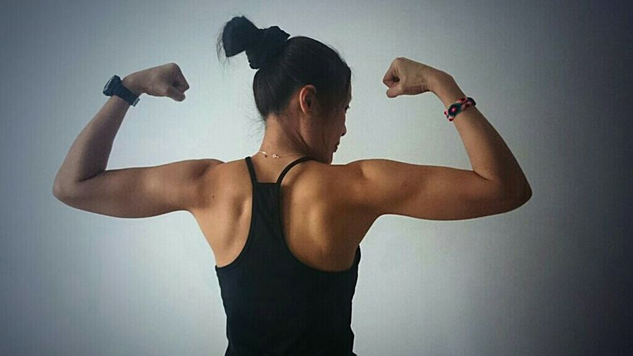 I love my muscle a lot X Hello World Loveit Keepfit Mattyboo♡nicebody Workout That's Me
