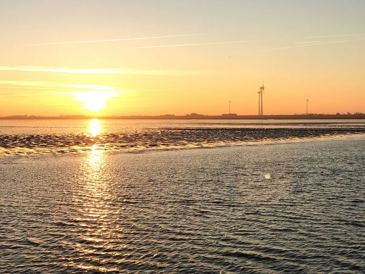 Sunrise Northsea Neuharlingersiel