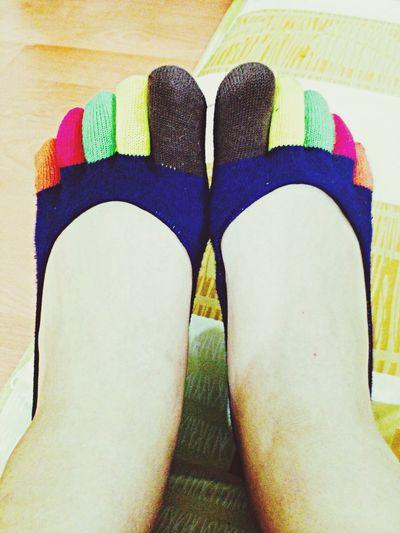 我低咖真可愛,又大又扁又長* My Foot Too Big Too Long ...