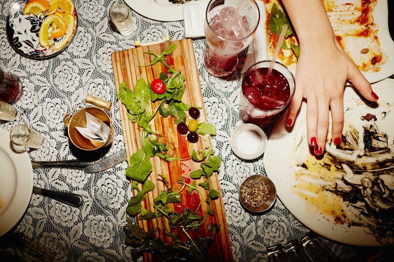 Day Directly Above Drink Drinking Glass Food Food And Drink Freshness Healthy Eating High Angle View Human Body Part Human Hand Indoors  People Plate Ready-to-eat Real People Refreshment Table