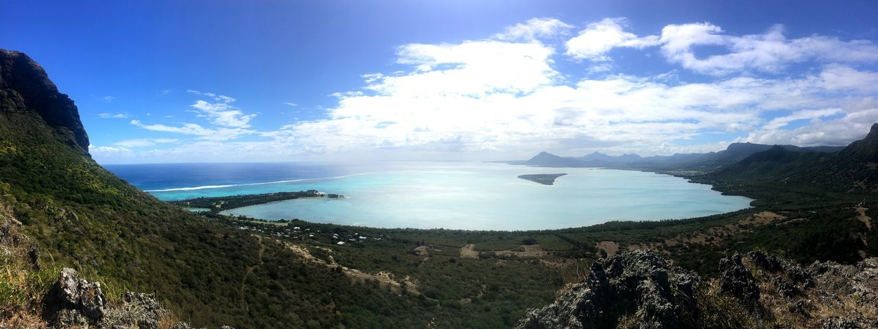 Ocean Landscape_Collection Land Lemornebrabant Lemorne Mauritius Indianocean