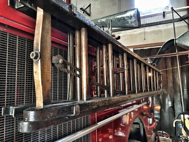 Old fashioned fire engines in Cornwall Dials Emergency Emergency Services Emergency Vehicle Fire Fire Brigade Fire Brigade Car Fire Engine Fire Engines Fire House Firefighter Ladder Old Fashioned Red Speedo Traditional Vintage Vintage Cars Vintage Vehicles